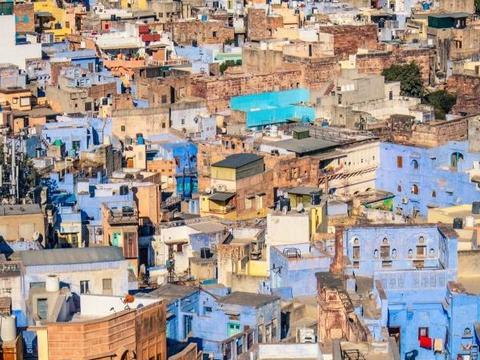 收好这篇印度旅游攻略,必去的旅游胜地,蓝色之城焦特布尔的购物