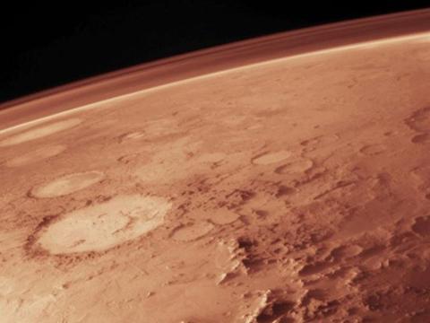 火星曾有水?地球1500万年前的陨石坑证实!