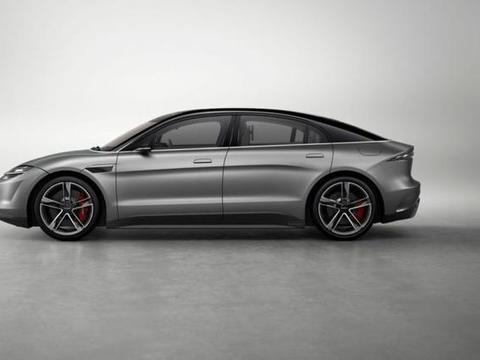 索尼概念车Vision-S今年或将开始路测
