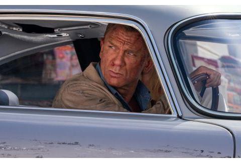 膀胱警告!《007:无暇赴死》片长163分钟 系列最长