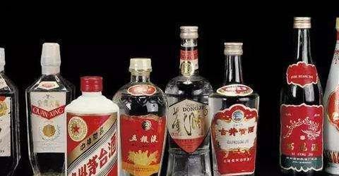 中国老字号白酒排行榜出炉,款款都是极品,喝过的都老了