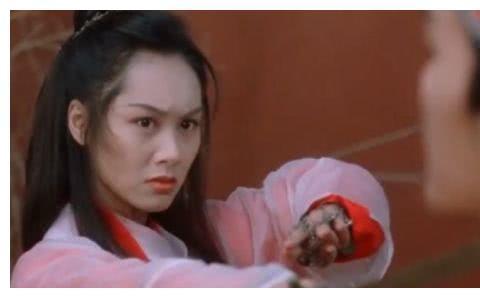 原来杨蓉才是紫霞最佳人选,看她持剑质问的画面,比经典还精彩