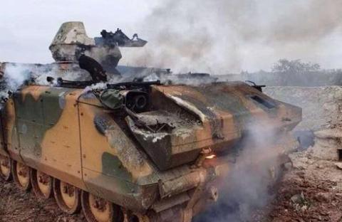 土耳其愈挫愈勇,向俄叙下达最后通牒!一周之内大军肃清叙北