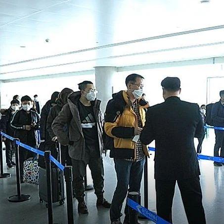 日韩旅客进入增多,实探南京禄口机场……
