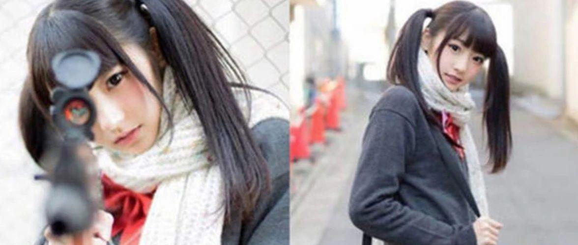 日本双马尾协会最受欢迎美少女太燃!泳装写真集一出同款就卖到断货