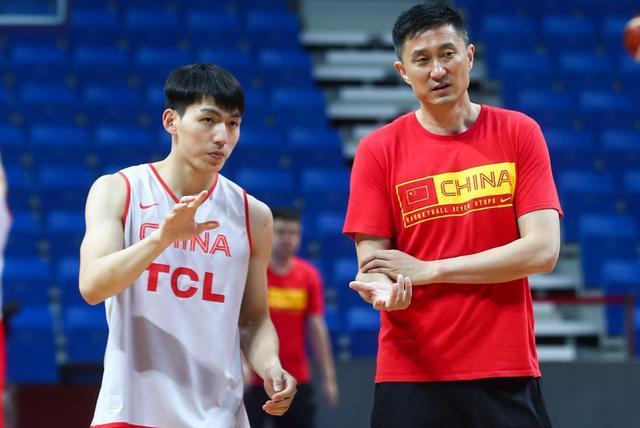 新一届中国男篮国家队即将组建,马布里能成为杜峰的助教吗?