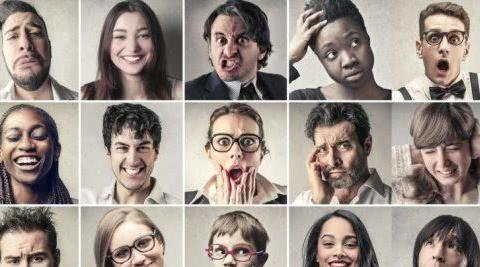 心理学家打破固有认知:日常情绪不能仅通过面部表情来识别