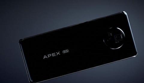 屏下镜头加超大弧度瀑布屏,VIVO APEX 2020惊艳