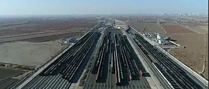 《新闻联播》为这条铁路点赞!