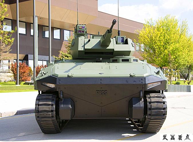 军事丨美国新一代步兵战车,火控系统非常先进,装备透视系统