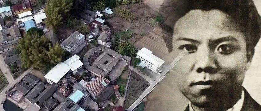 """首次发现!中国美院""""梅州三剑客""""之一、蔡元培女婿林文铮故居原来在这里"""