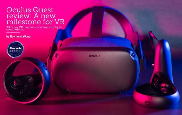 全球VR标杆性产品已出,国内VR硬件厂商还有努力的意义吗?