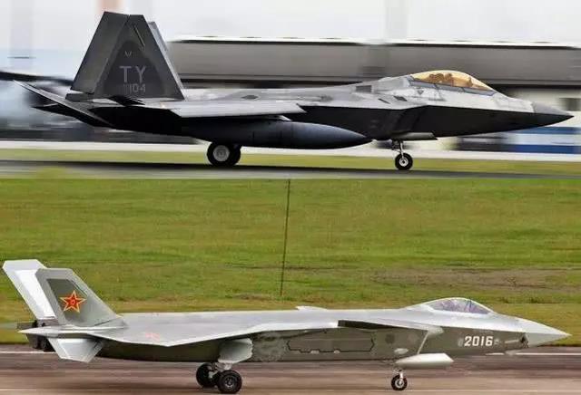 歼20战斗机,机身长垂尾低,神似歼8,为何大迎角性能远远超出