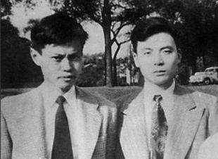 邓稼先和杨振宁见面,两个人的谈话很有意思,杨振宁说:我理解你