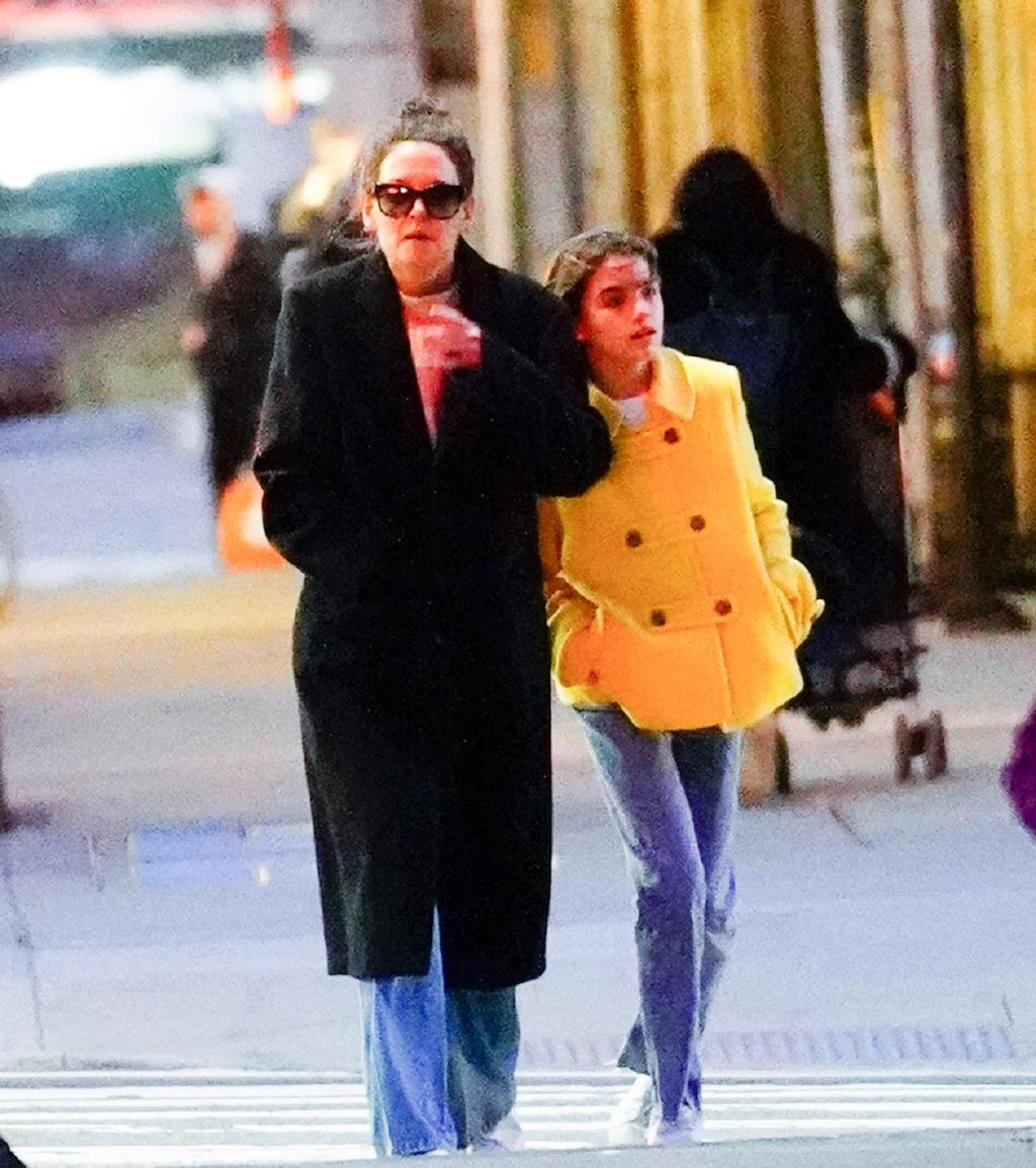 """汤姆·克鲁斯14岁女儿亮相!""""三公主""""小苏瑞,已经长成美少女啦"""