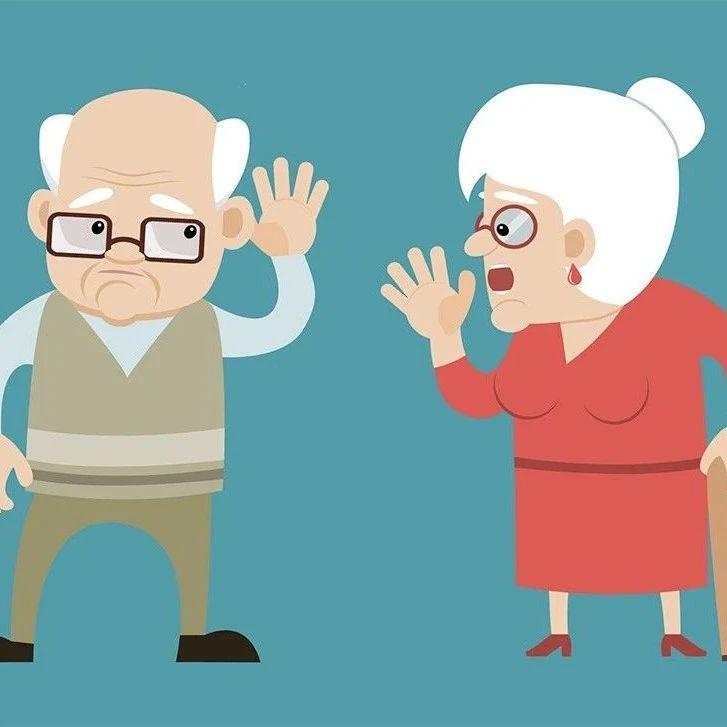 【爱耳日】1/3的65岁以上老人存在中重度听力损失!学会这几种方法,自测老人听力!
