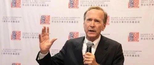"""海外看战""""疫"""":病毒没有国界 我们必须携手——访老布什之子"""
