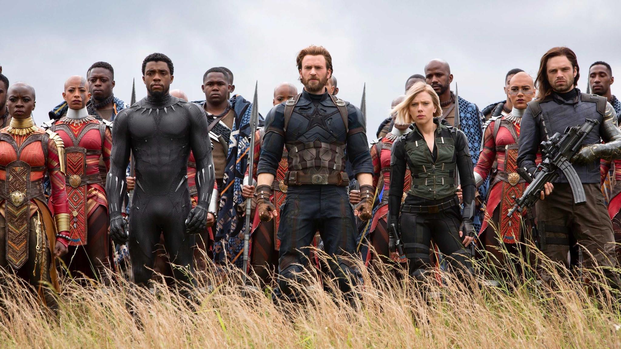 《复仇者联盟3》为何敢称最强超级英雄电影,网友:实至