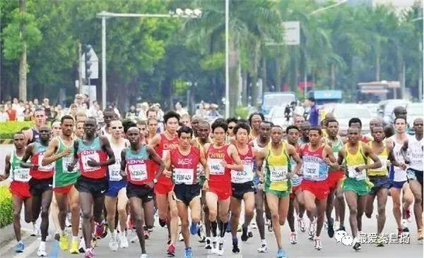 2018年秦皇岛国际马拉松赛5月13日鸣枪开跑!