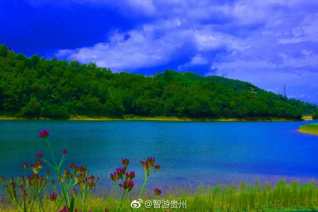 来贵州毕节金海湖,感受秋的魅力