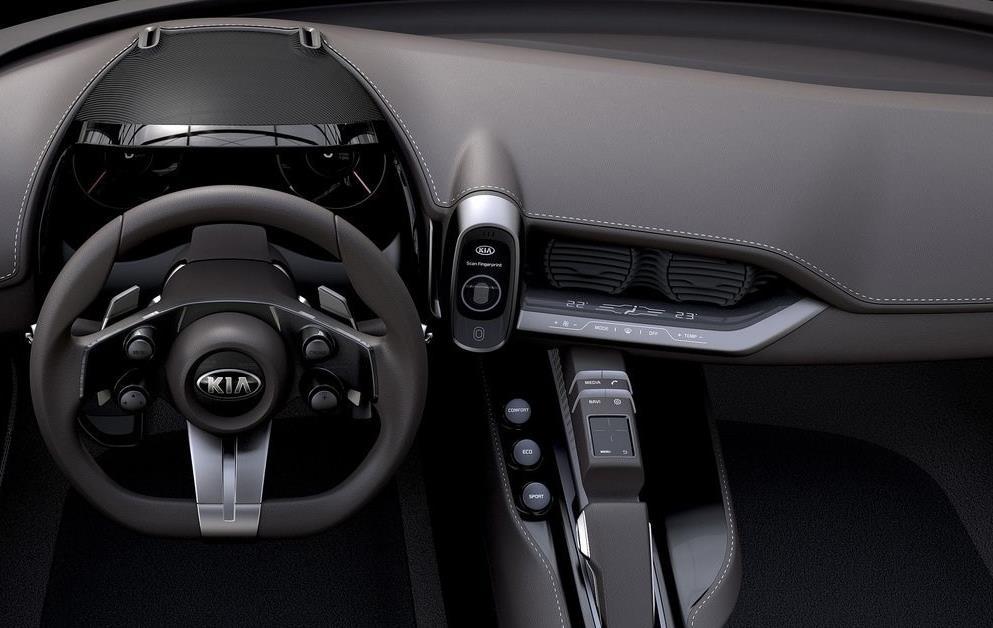 起亚怒了,全新轿跑比大众CC漂亮,配无框车门,你会喜欢它吗