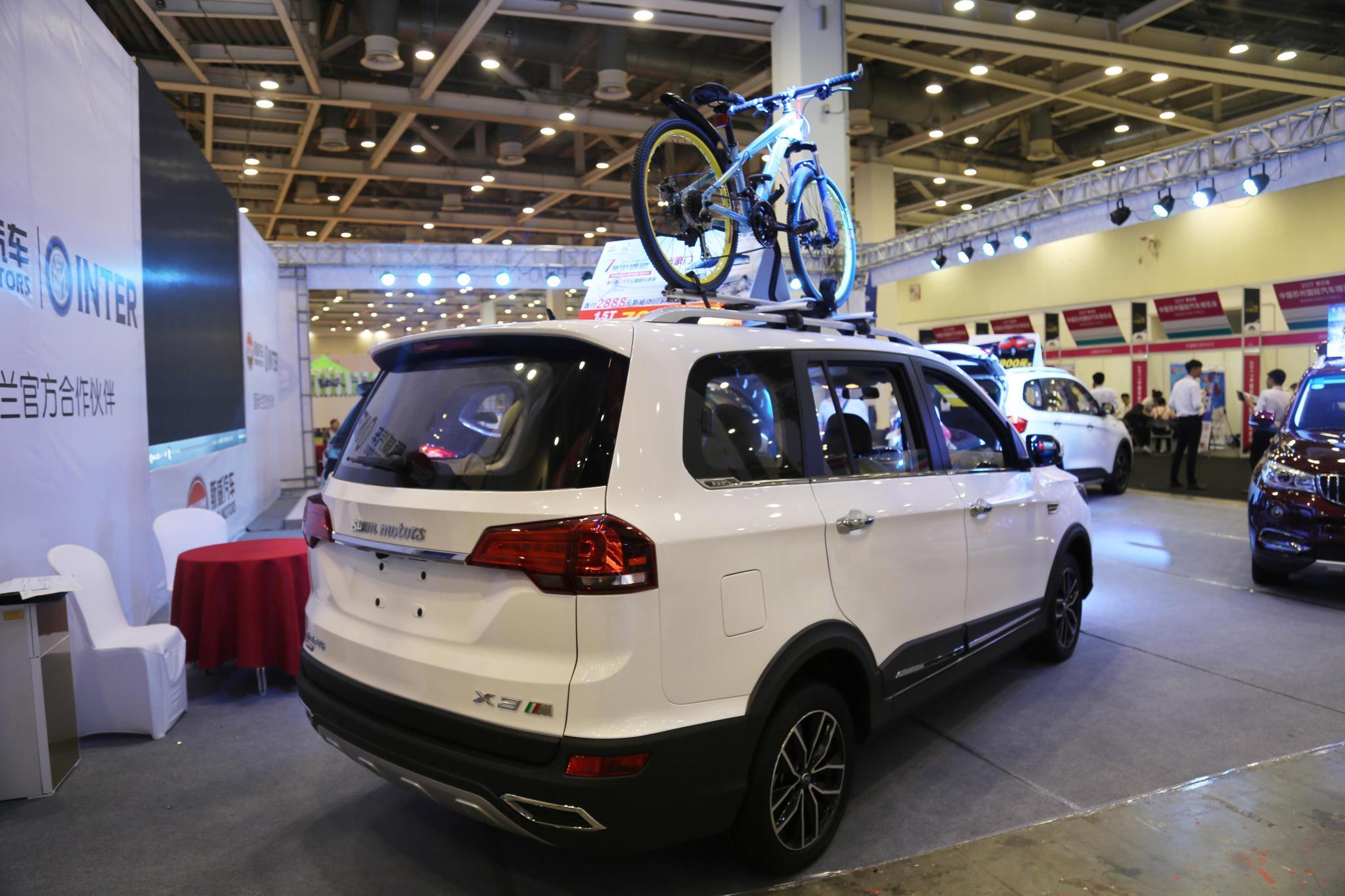 宝马BMW X3、斯威汽车X3、庞博独行侠X3,你选谁?