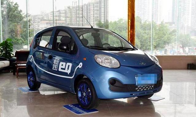 车主花6.5万买奇瑞EQ,更换电池6.9万,网友:不如换辆车