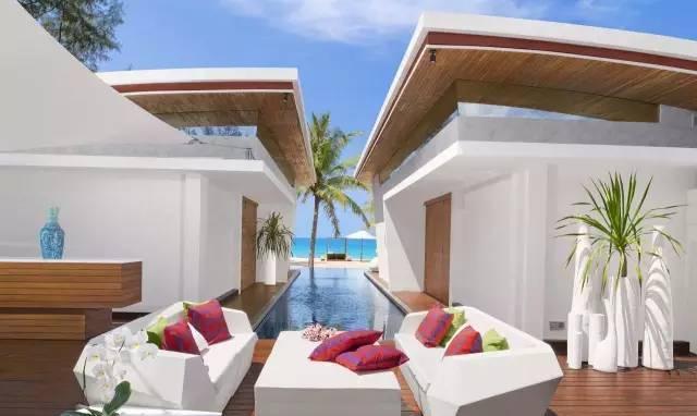 欢乐颂2 只拍出了普吉岛最贵酒店百分之一的美
