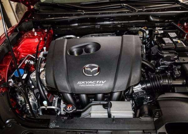 全新马自达6确认采用后驱 柴油版参数曝光