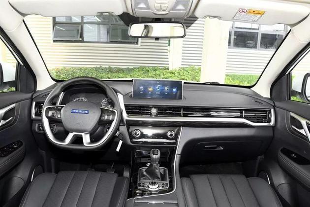 配手势控制 7.79万起售的君马SEEK5 竟敢说媲美合资中高级SUV?