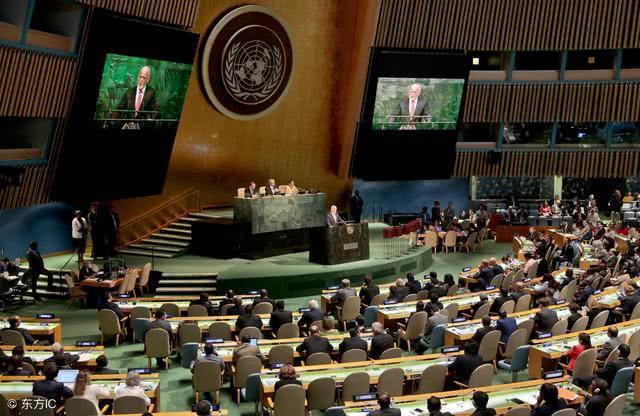 普京要求联合国迁往合肥!