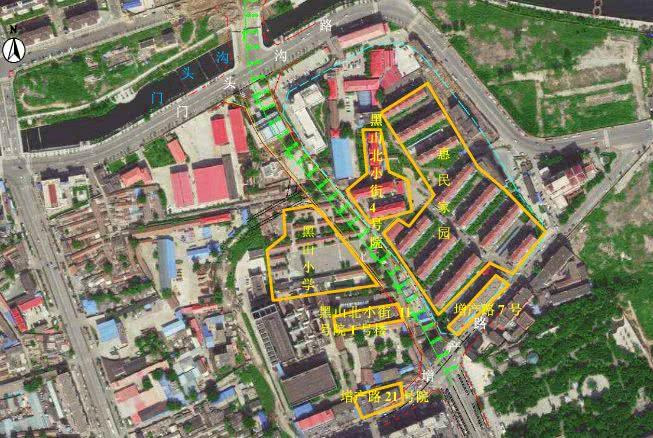 重点地块城市设计