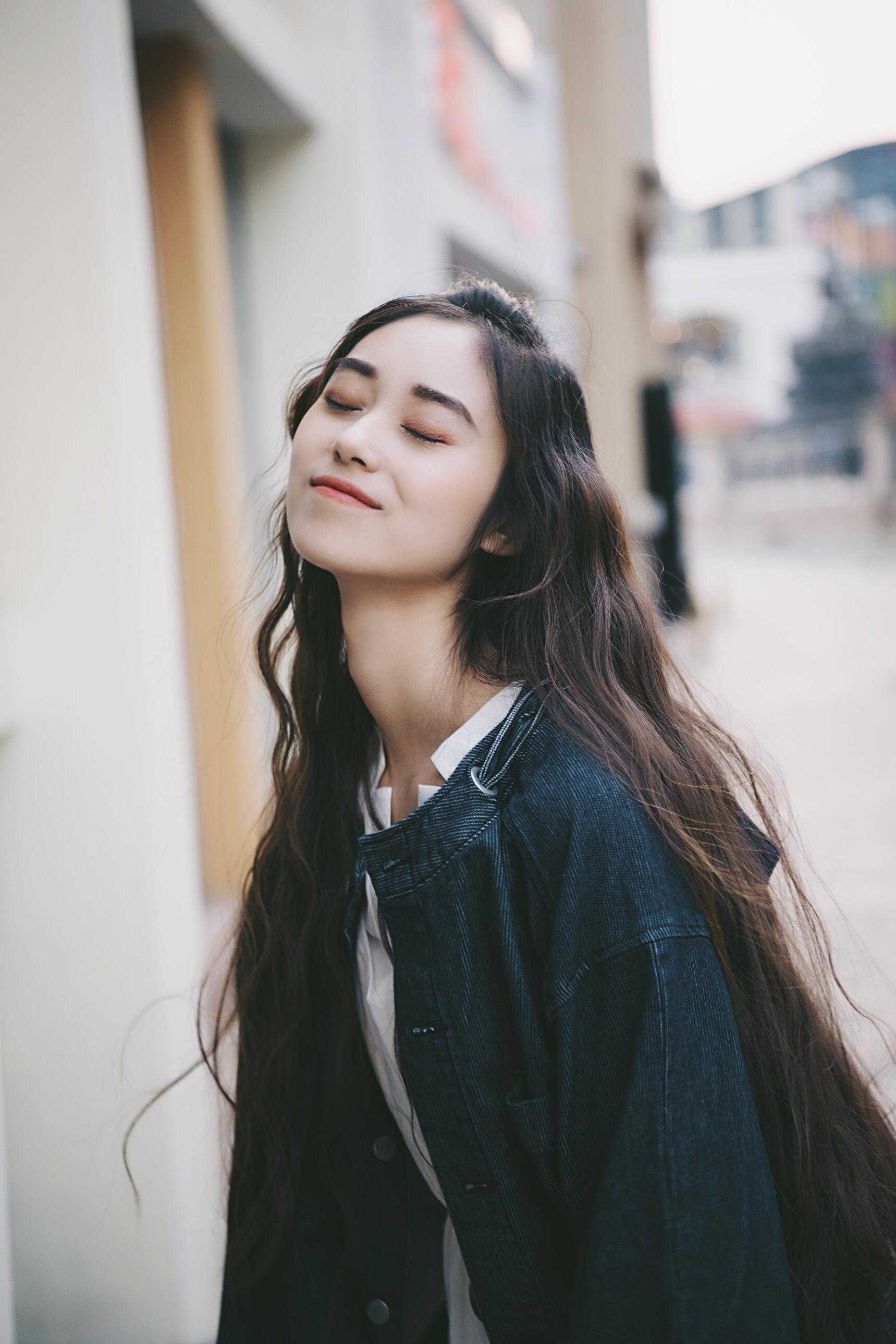一个既是模特又是摄影师的全才妹子 在北京 人好宠粉