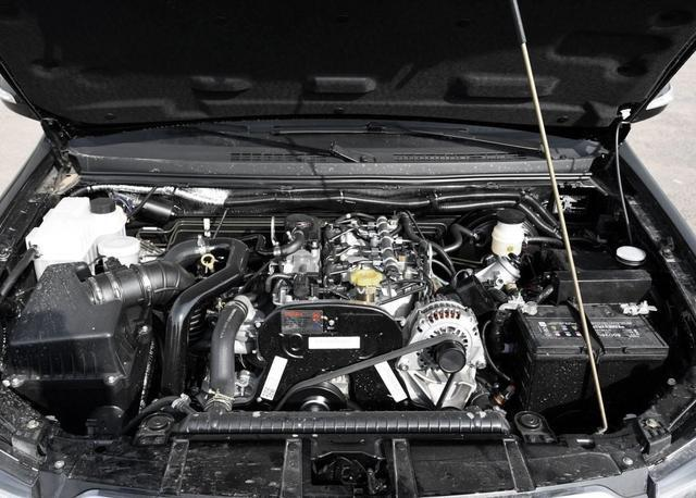 标配差速锁,2.0T柴油动力+分时四驱,只要14万,国产硬派就选它