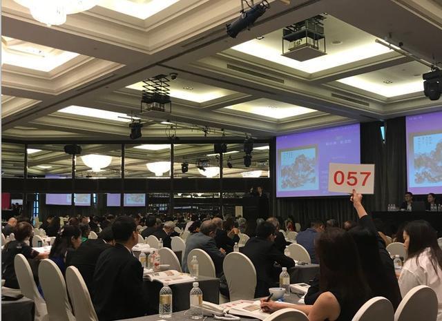英联邦国际拍卖行成交纪录:2018雅萃集珍春拍4.27亿收锤