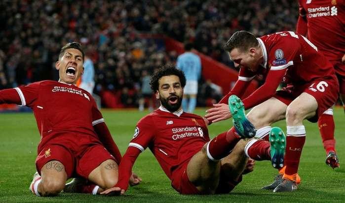 欧冠四强半决赛历史战绩:利物浦晋级率八成,罗
