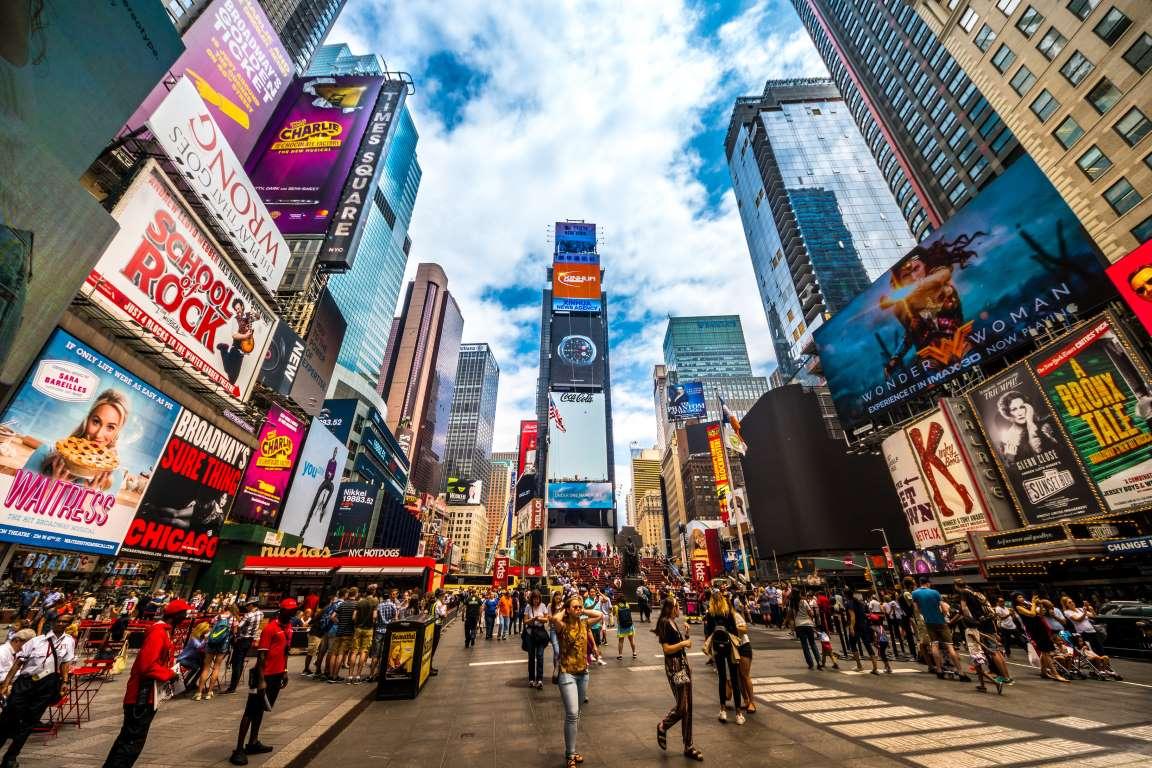 美国纽约不得不去的10个景点有哪些