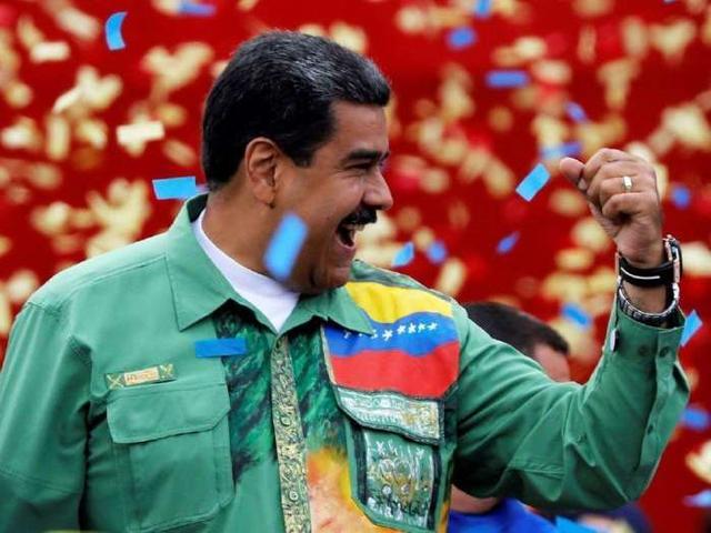 委内瑞拉,从天堂到地狱!选个总统都得听美国的安排!