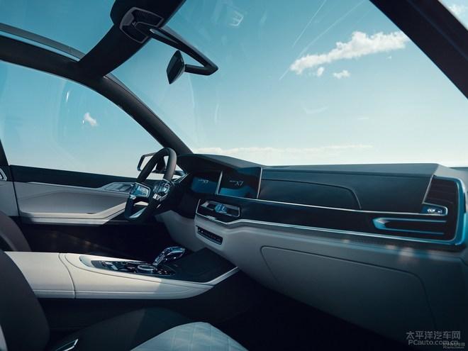 宝马或考虑推出X7 M车型 对标AMG GLS63