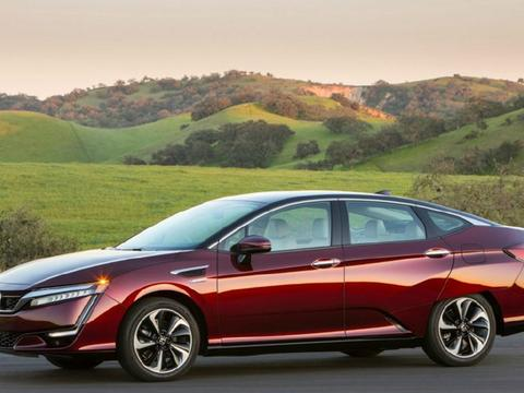 本田新款电池汽车,全球第一款可容纳5人舒适乘坐的燃料电池轿车