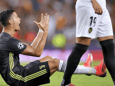 巨星效应!欧足联要针对C罗的红牌展开调查,曼联孩子有望回家