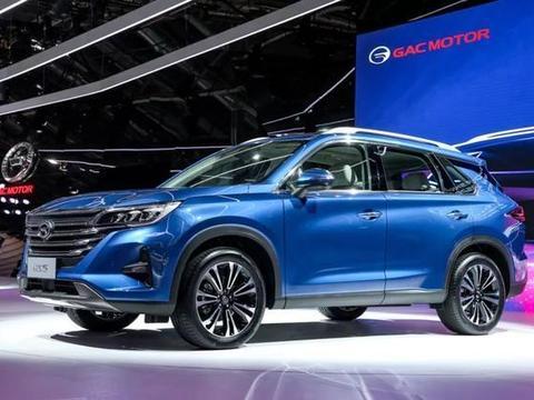 汽车资讯:传祺全新GS5巴黎车展首发
