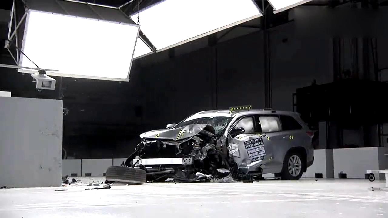 丰田汉兰达真的如大家所想那样安全性增加了吗?