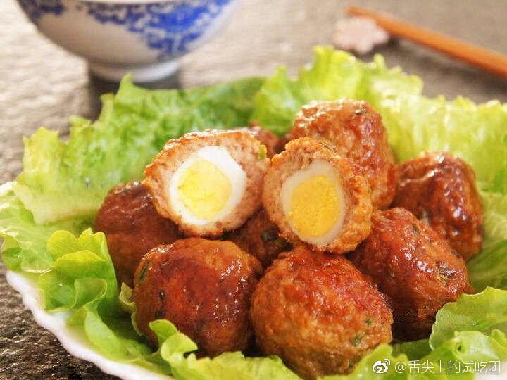 红烧鹌鹑蛋肉丸v鹌鹑可以吃红豆吗图片