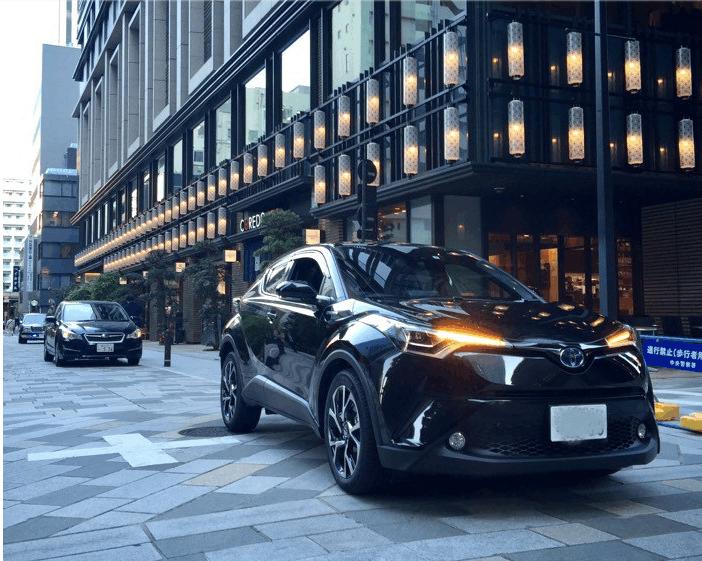 丰田C-HR到店实拍, 这是迄今为止丰田最帅SUV, 仅14万起
