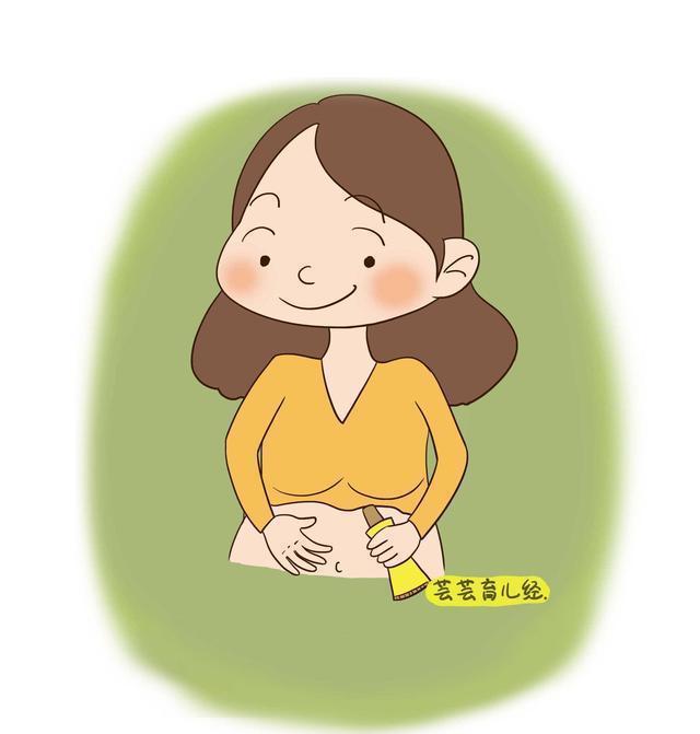 怀孕后肚子上为什么会有一条黑线, 可以判断出胎儿性别么?