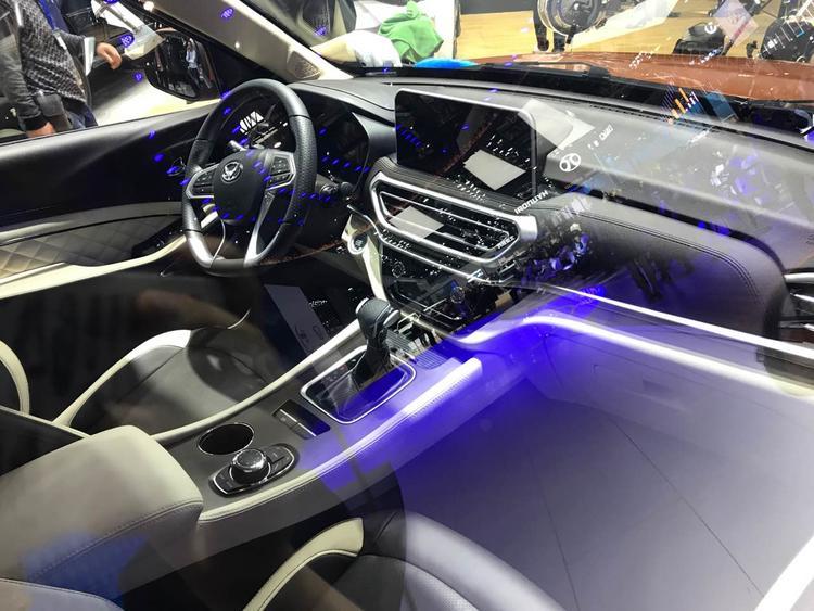北汽幻速全新7座SUV幻速S3X首发亮相,颜值更高,动力更强!