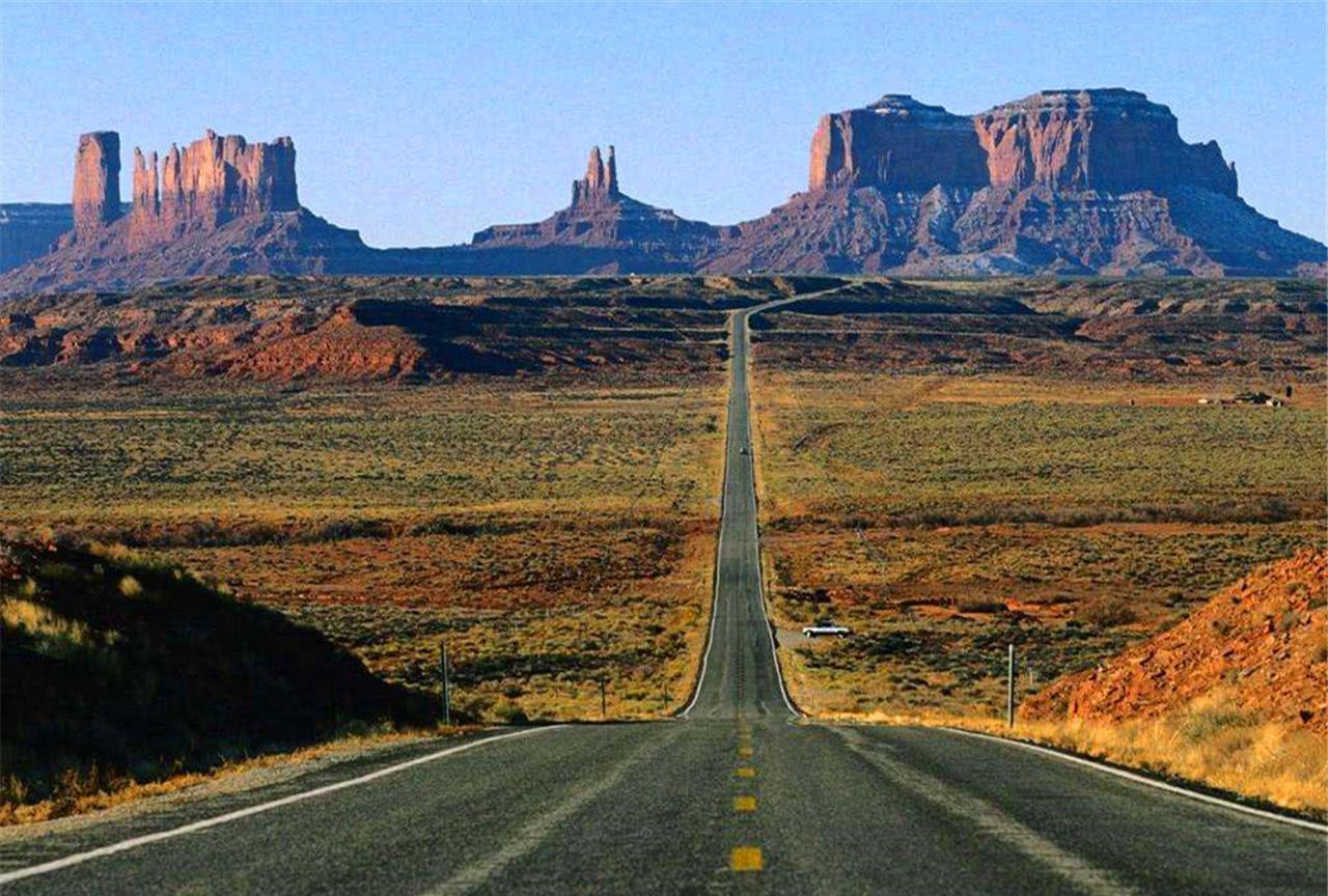 中国G7公路刚一开通,就完爆了美国66号公路