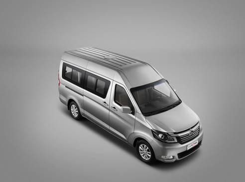 轻客商务范儿,长安睿行M90成高品质轻客典范