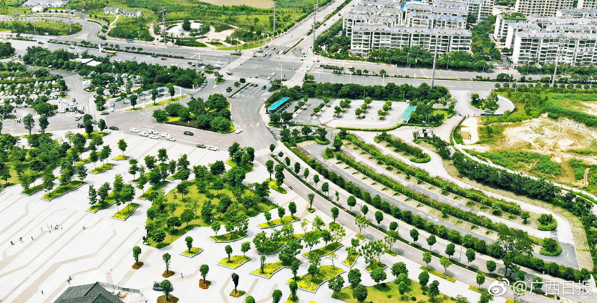 南宁新建一批生态停车场 纳入智慧城市建设规划